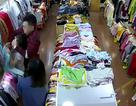 Truy bắt đôi nam nữ dùng hung khí tấn công nhân viên bán hàng