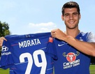 Chelsea sẽ giữ chân Willian, Morata đổi số áo