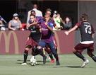 Barcelona 0-1 Milan: Bàn thua ở phút bù giờ