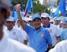 Thủ tướng Campuchia dùng mạng sống bảo đảm kết quả bầu cử chính xác