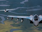 Báo Mỹ cảnh báo nguy cơ khi đối đầu tiêm kích Su-35 của Nga