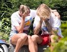 Justin Bieber và Hailey Baldwin xuất hiện buồn bã bên nhau