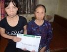Bạn đọc giúp đỡ gia đình chị Phan Thị Huệ hơn 76 triệu đồng