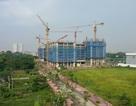 """Tiến độ xây dựng chung cư """"hot"""" nhất Long Biên hiện nay"""