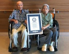 Nhật lập kỷ lục cặp vợ chồng đang sống thọ nhất thế giới