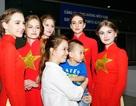 Những người bạn đặc biệt sang Indonesia cổ vũ đội tuyển Olympic Việt Nam