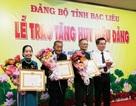 Trao Huy hiệu Đảng cho 87 đảng viên