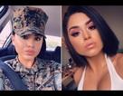 """Nữ lính thủy quân lục chiến nóng bỏng nhất nước Mỹ """"đốn tim"""" dân mạng"""