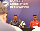 HLV Singapore thừa nhận bị bóng đá Việt Nam bỏ xa