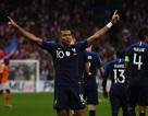 Những khoảnh khắc từ chiến thắng của tuyển Pháp trước Hà Lan