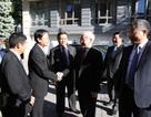 Tổng Bí thư nói chuyện với cộng đồng người Việt Nam tại Hungary