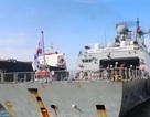 Tàu Hải quân Hàn Quốc thăm hữu nghị Đà Nẵng