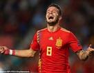 Tây Ban Nha vùi dập Croatia với chiến thắng kiểu tennis