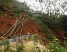 Kinh hãi cảnh lở núi vùi lấp hàng trăm mét quốc lộ 15A