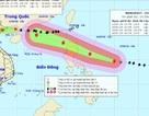 Bão số 5 suy yếu thành áp thấp nhiệt đới, siêu bão Mangkhut sắp vào Biển Đông