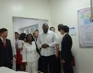 Phó Chủ tịch thứ nhất Cuba thăm Bệnh viện Hữu nghị Việt Nam - Cuba Đồng Hới
