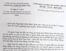 Công an vào cuộc điều tra vụ bồi thường cho dân xong đòi thu hồi lại tiền tại Bắc Giang
