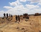 Khủng bố IS bị cô lập ở vùng núi lửa Syria
