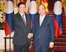 Thủ tướng Nguyễn Xuân Phúc tiếp Thủ tướng Lào, Thủ tướng Campuchia