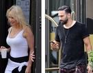 Pamela Anderson hàn gắn với bồ trẻ