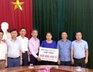 Tổng công ty phát điện 1 ủng hộ 500 triệu đồng cho các huyện Miền tây Nghệ An khắc phục bão lụt