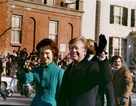 Các đệ nhất phu nhân Mỹ mặc gì trong ngày nhậm chức của chồng