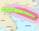 Bão Mangkhut giảm cường độ, không còn là siêu bão khi vào Biển Đông
