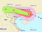 Vì sao bão số 6 đi lệch sang Trung Quốc?