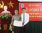 Ông Lê Xuân Hồng làm Cục trưởng Cục Thi hành án dân sự Hà Nội