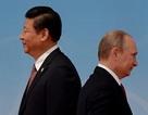 Nga - Trung vướng rào cản khi muốn hợp lực đối phó Mỹ