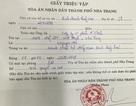 Tranh cãi thương vụ mua 30 xe Vios Limo không có túi khí tại Khánh Hoà