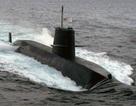 Tàu ngầm Nhật Bản lần đầu tập trận ở Biển Đông