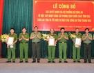 Sáp nhập Cảnh sát PCCC, Công an Thanh Hóa có 8 Phó giám đốc