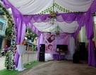 Khung cảnh đám cưới lãng mạn của cặp đôi vợ 61, chồng 26 tuổi ở Cao Bằng