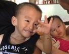Cuộc sống cùng cực của vợ chồng nghèo có hai con bị bại não, tim bẩm sinh