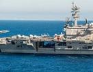 Một thủy thủ Mỹ thiệt mạng trên tàu sân bay
