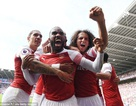 Cardiff 2-3 Arsenal: Aubameyang, Lacazette mang về chiến thắng