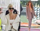Lady Gaga đọ vẻ tinh tế với Dakota Johnson
