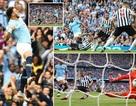Man City 2-1 Newcastle: Walker cứu nhà đương kim vô địch