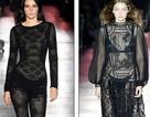 Dàn người mẫu trẻ gợi cảm với trang phục xuyên thấu