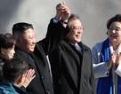 Lòng hiếu khách nồng nhiệt chưa từng thấy của Triều Tiên dành cho Tổng thống Hàn Quốc