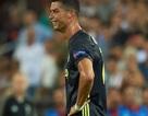 C.Ronaldo nói gì sau khi bị đuổi khỏi sân?