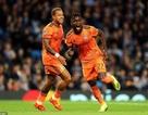 Man City 1-2 Lyon: Trái đắng của Guardiola