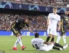 Vì sao C.Ronaldo phải nhận thẻ đỏ ở trận gặp Valencia?