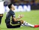 Những khoảnh khắc trái ngược giữa C.Ronaldo và đồng đội ở Valencia