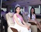 Tân Hoa hậu Trần Tiểu Vy bị mất tiếng sau khi đăng quang