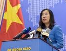 Việt Nam lên tiếng việc tàu chiến Anh đi qua quần đảo Hoàng Sa