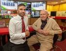 Cụ ông 84 tuổi tay không hạ gục 3 tên cướp ở Ireland