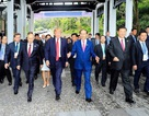 Hình ảnh Chủ tịch nước Trần Đại Quang trong những sự kiện nổi bật