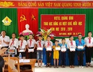 Quảng Bình: Học bổng 'Vì em hiếu học' mang niềm vui đến 520 học sinh nghèo